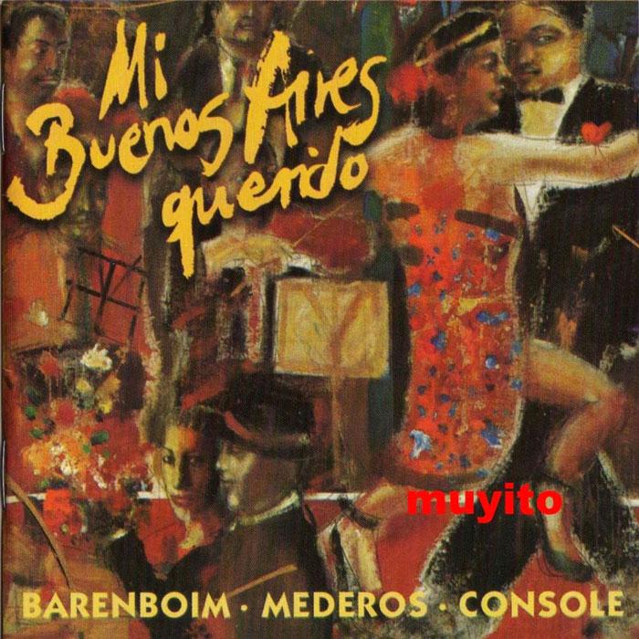 Tangos Among Friends - Mi Bueanos Aires guerido