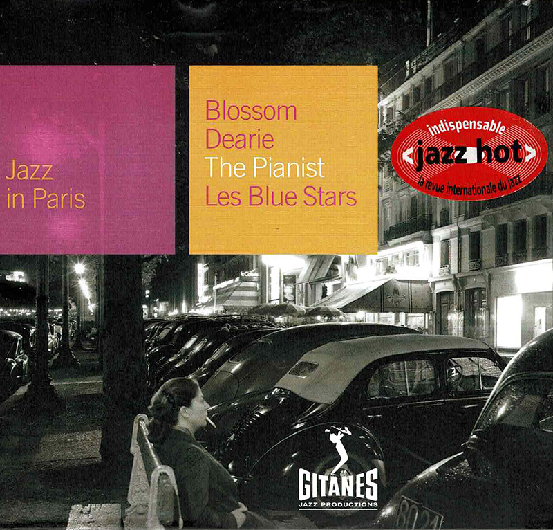 Blossom Dearie - The Pianist: Les Blue Stars