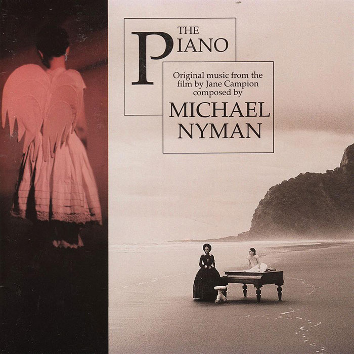 The Piano (Soundtrack) image