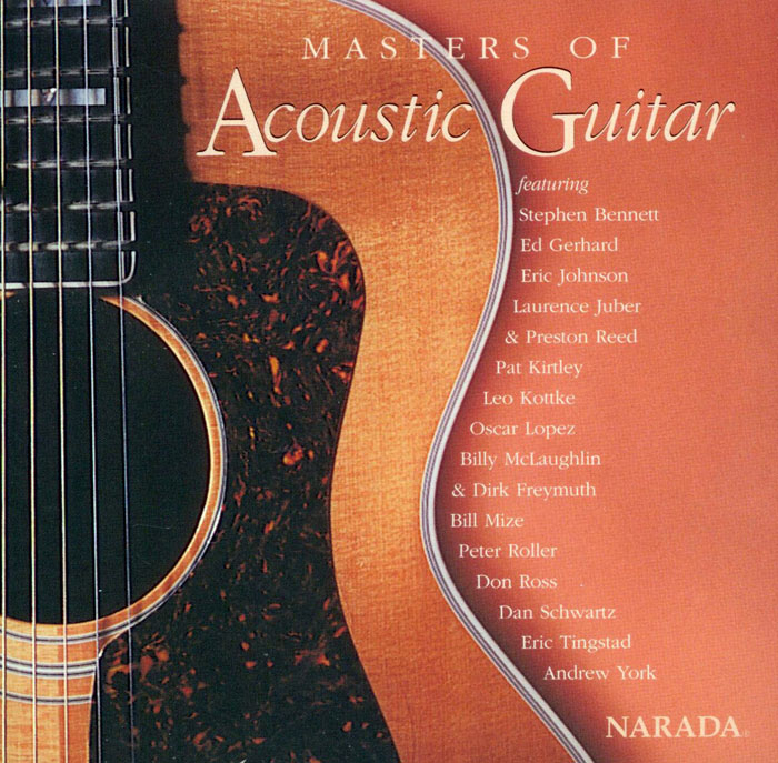 Masters Of Acoustic Guitar