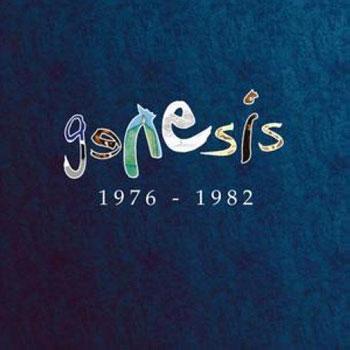 Genesis 1976-1982 - 6 Hybrid SACD & 6 DVD Box Set