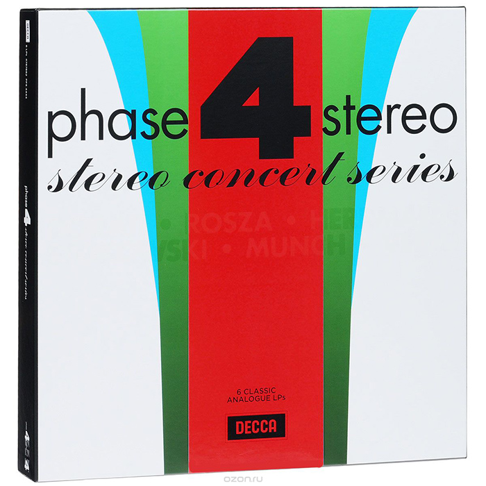 Phase 4 Stereo Concert Series