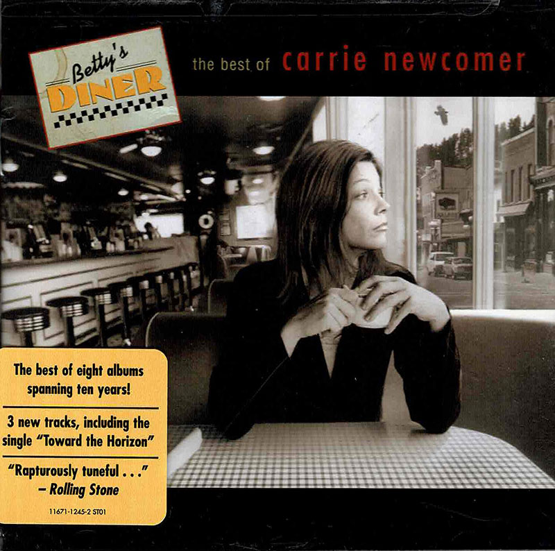 Betty's Diner - The Best of Carrie Newcomer