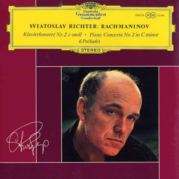 Piano Concerto No.2 / 6 Preludes
