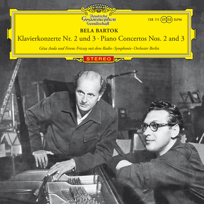 Piano Concerto No. 2 for piano and orchestra / Piano Concerto No. 3 for piano and orchestra