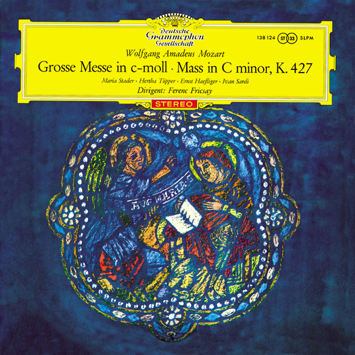 Mass in C minor (K 427) - Grosse messe in c-moll
