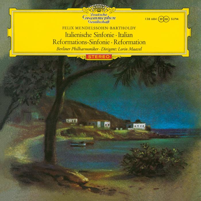 Sinfonie Nr. 4 - Italian / Sinfonie Nr. 5 - Reformation