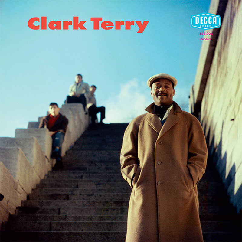 Clark Terry and his orchestra featuring Paul Gonsalves – Decca – 1960 image