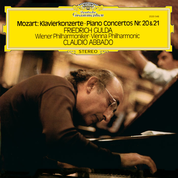 Great Piano Concertos Nos. 20, 21 image