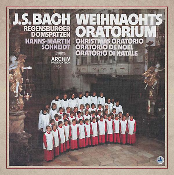 Das Weihnachtsoratorium - Christmas Oratorio