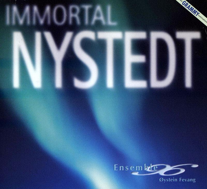 Immortal Nystedt - Prayers of Kierkegaard / Nytt er livet / Jesu sieben Worte image