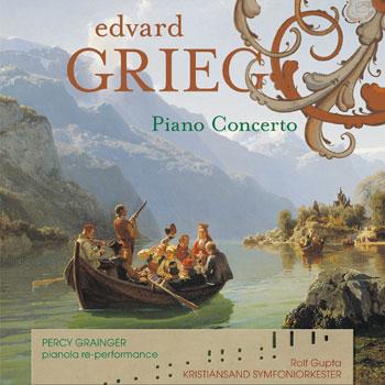 Piano Concerto in A minor // Album Leaf // Violin Sonata in C minor