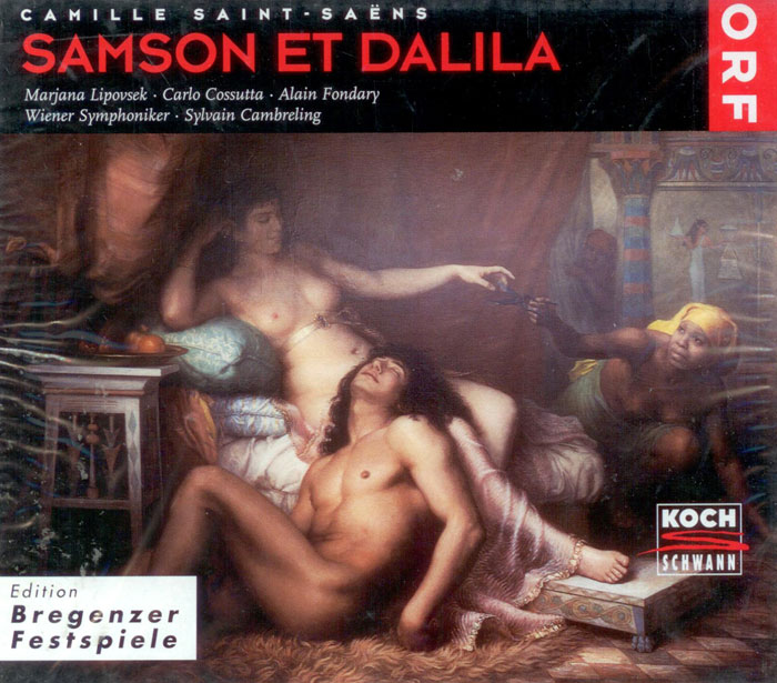 Samson et Dalila - Bregenzer Festspiele