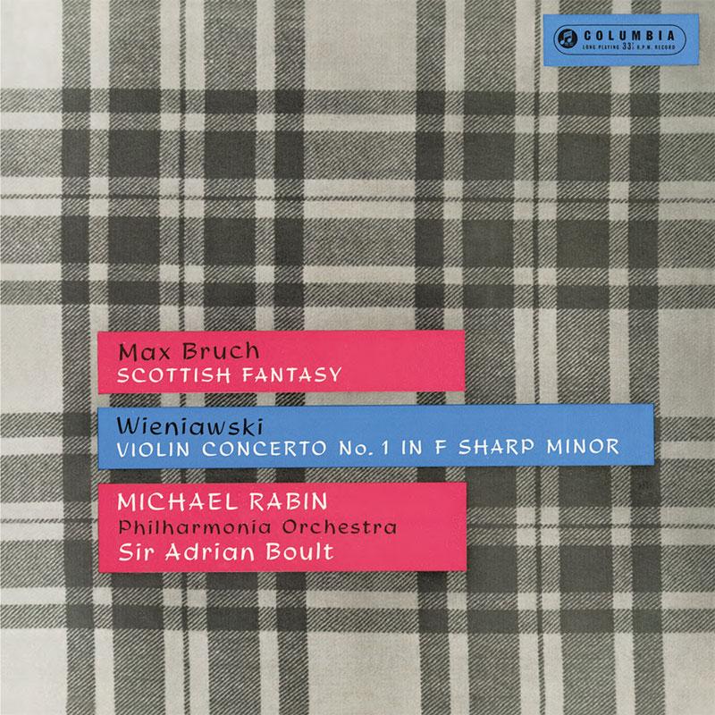 Scottish Fantasy / Violin Concerto No. 1