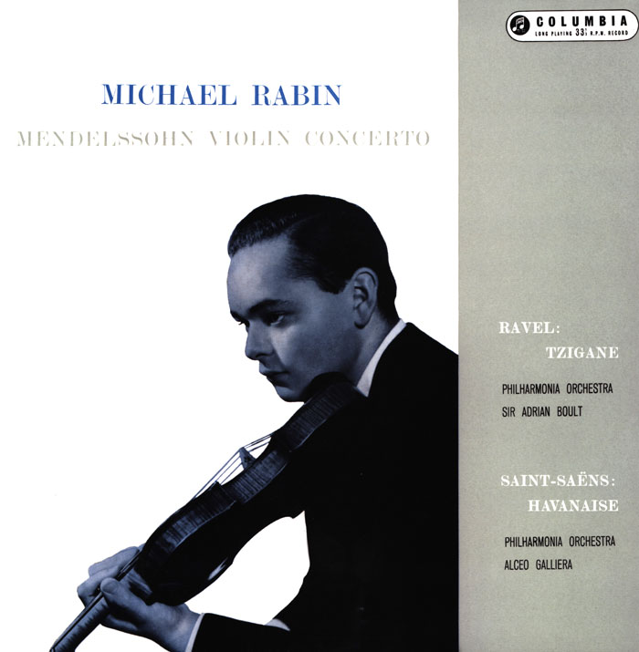 Violin Concerto / Tzigane / Havanaise