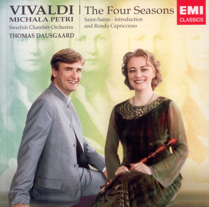 The Four Seasons / Introduction and Rondo Capriccioso image