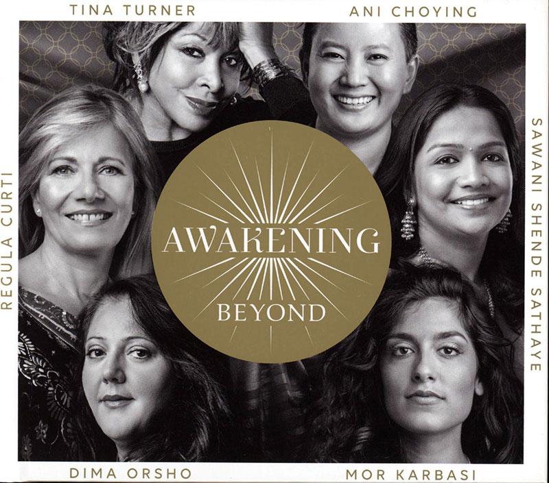 Awakening Beyond - Buddhist and Christian Prayers image