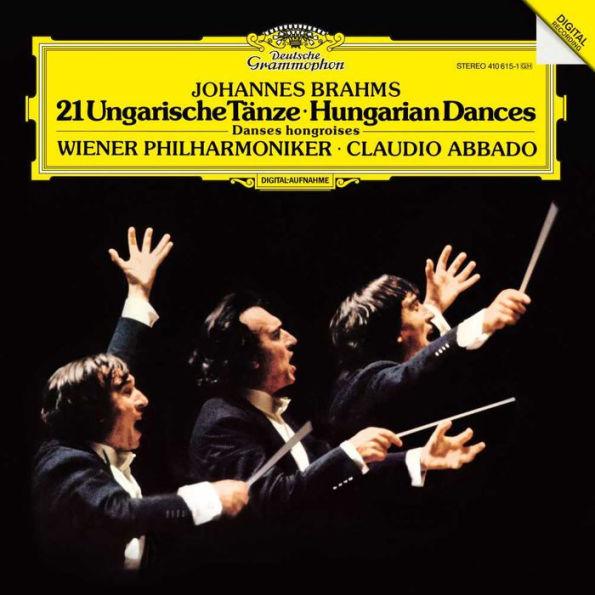 21 Ungarische Tänze