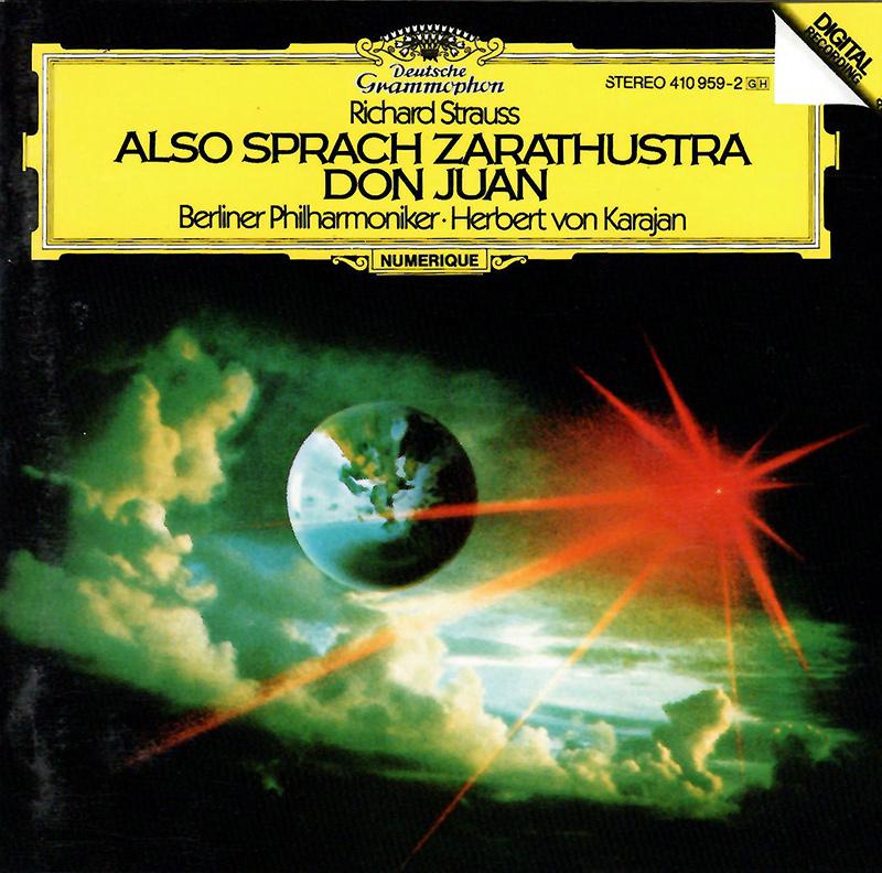 Also Sprach Zarathustra, Op. 30 / Don Juan, Op. 20