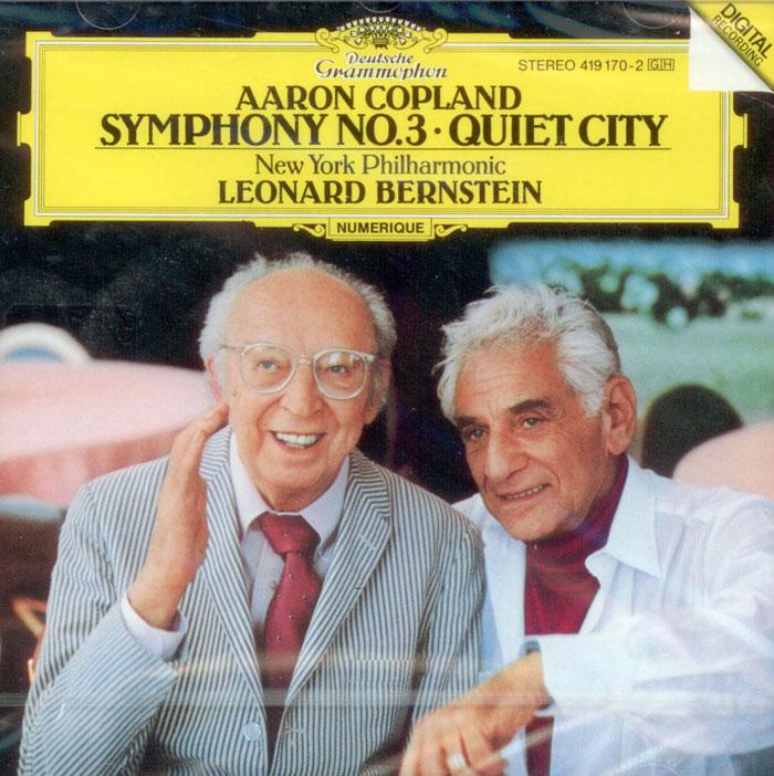 Symphony No. 3 / Quiet City