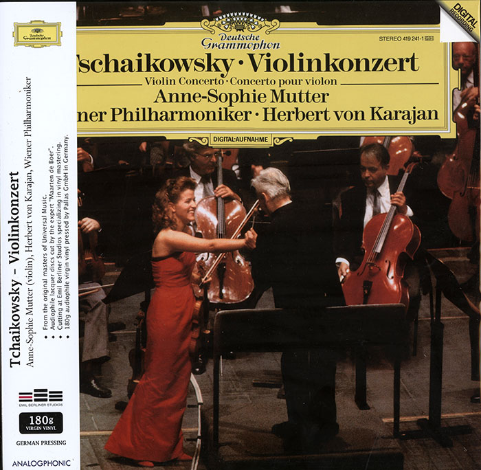 Concerto for Violin and Orchestra in D major, op. 35