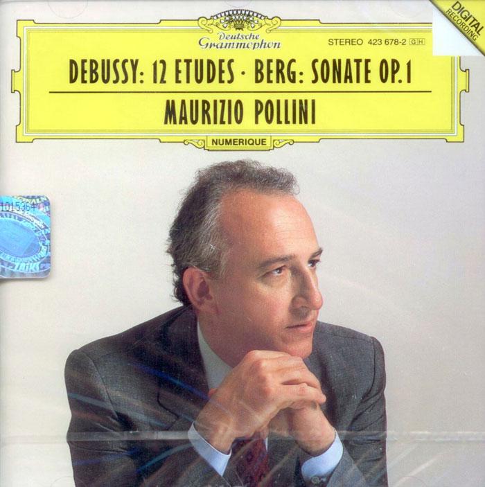 Piano Sonata, Op. 1 / Etudes pour piano (12) (complete)