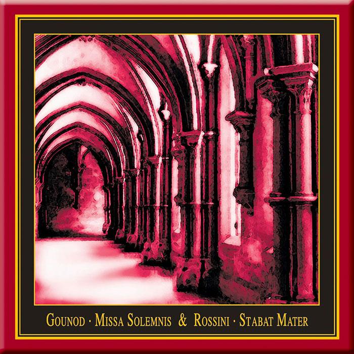 Missa Solemnis - Cacilien-Messe; Stabat Mater - Oratorium image