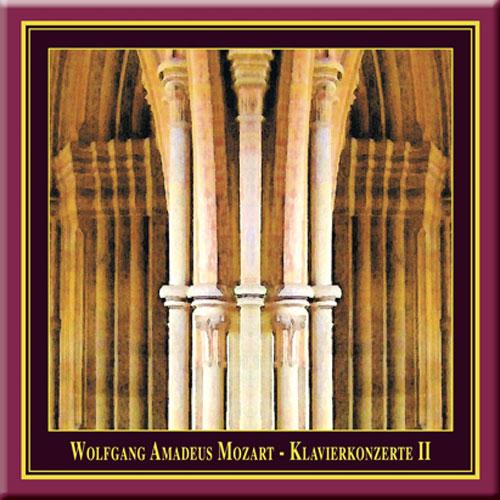Concerto for piano & orchestra No. 21 C Major KV 467 / No. 26 D Myjor KV 537