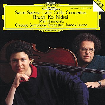 Cello Concertos / Kol Nidrei image