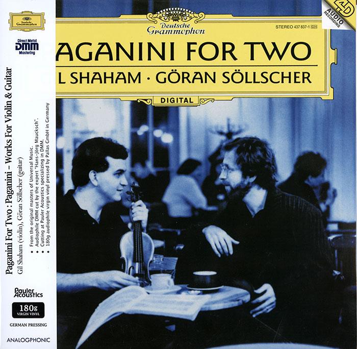 Paganini for two image