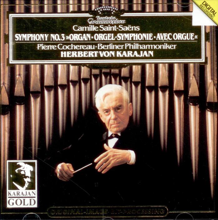 Symphony no. 3 'Organ'