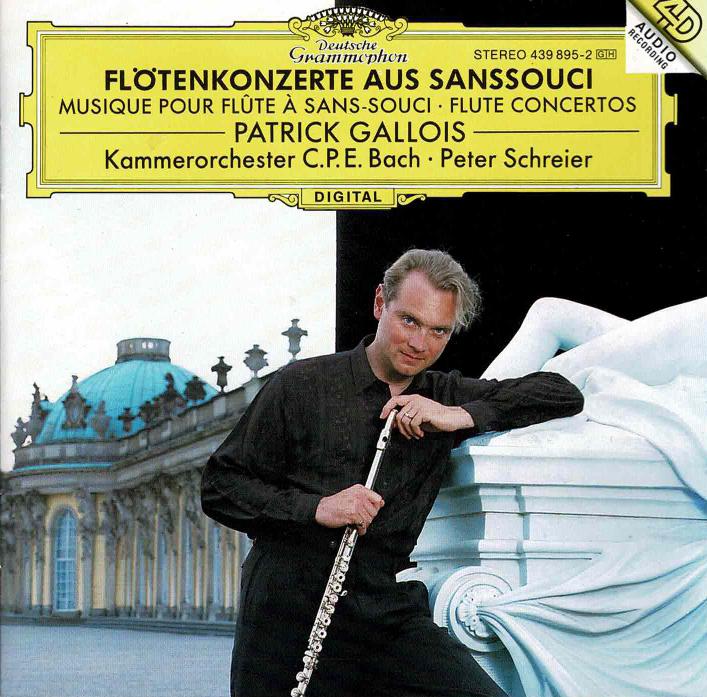 Flotenkonzerte Sanssouci / Flute Concertos image