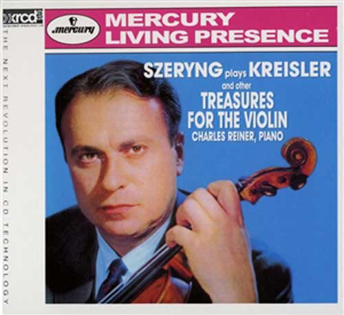 Kreisler and other Treasures for the Violin