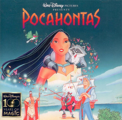 Disney's Pocahontas (wersja angielska)