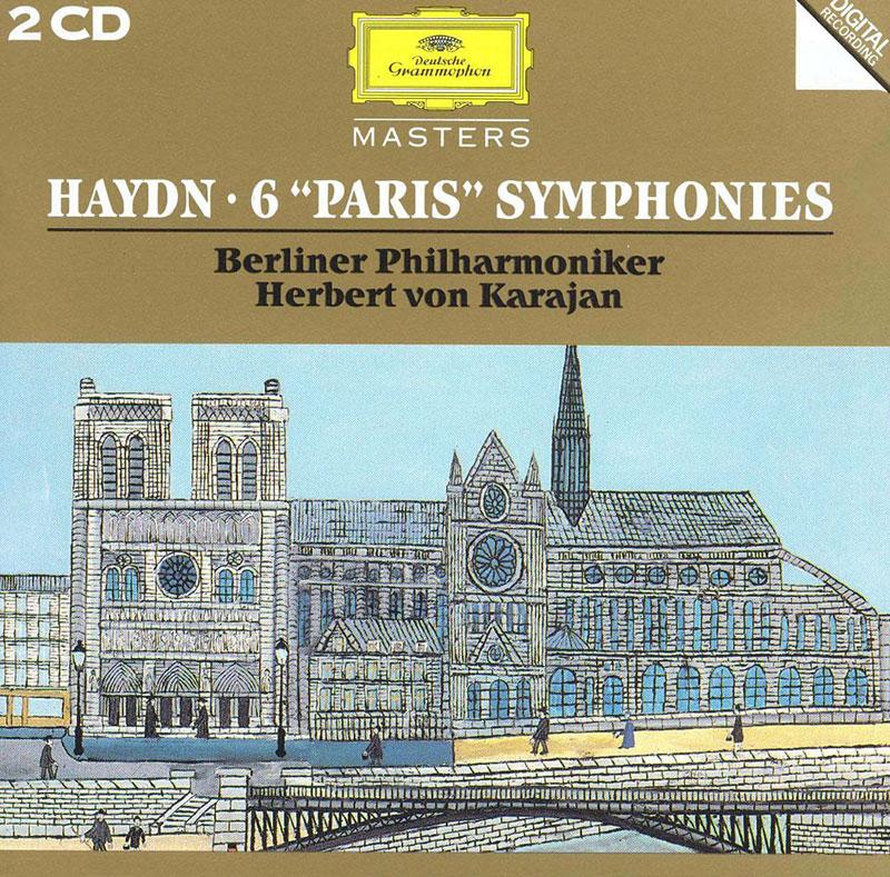 6 'Paris' Symphonies