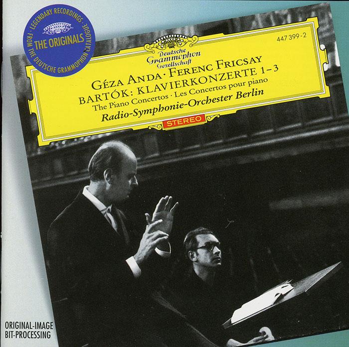 The Piano Concertos 1-3 image