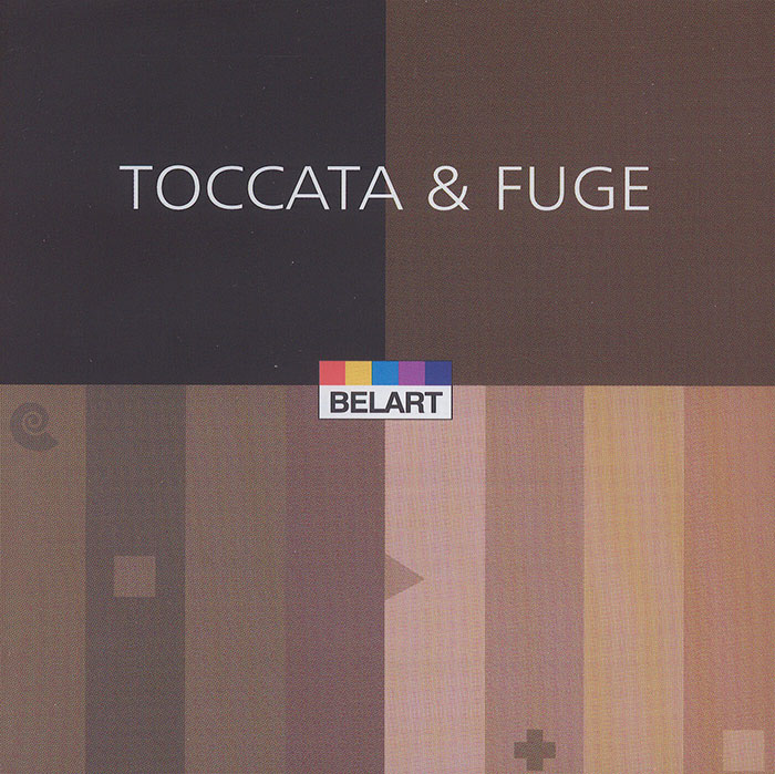 Toccata & Fuge - Great Organ Works image