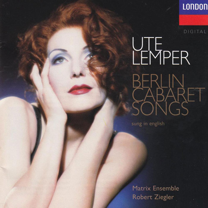 Berlin Cabaret Songs image
