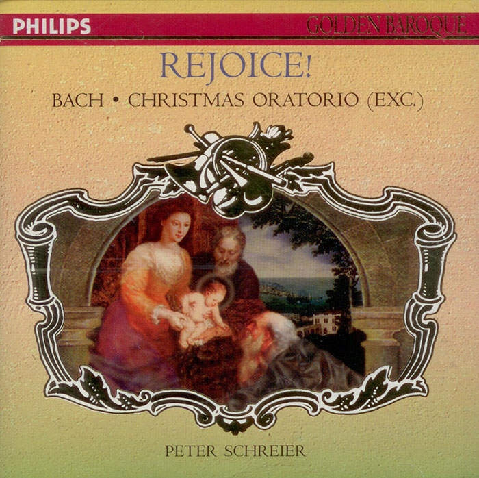 Rejoice! Christmas Oratorio