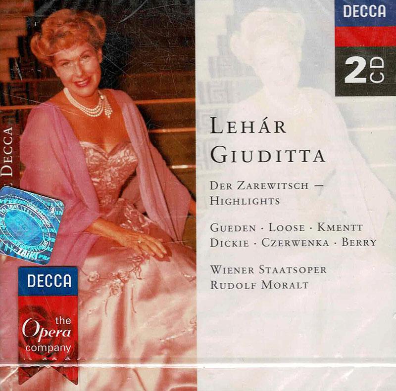 Giuditta / Der Zarewitsch (Highlights)
