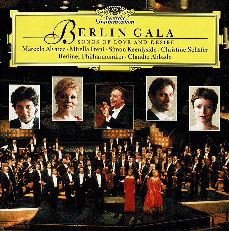 Berlin Gala: Songs of Love and Desire image