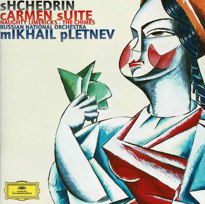 Carmen Suite / Concerto for Orchestra no.1 and 2 image