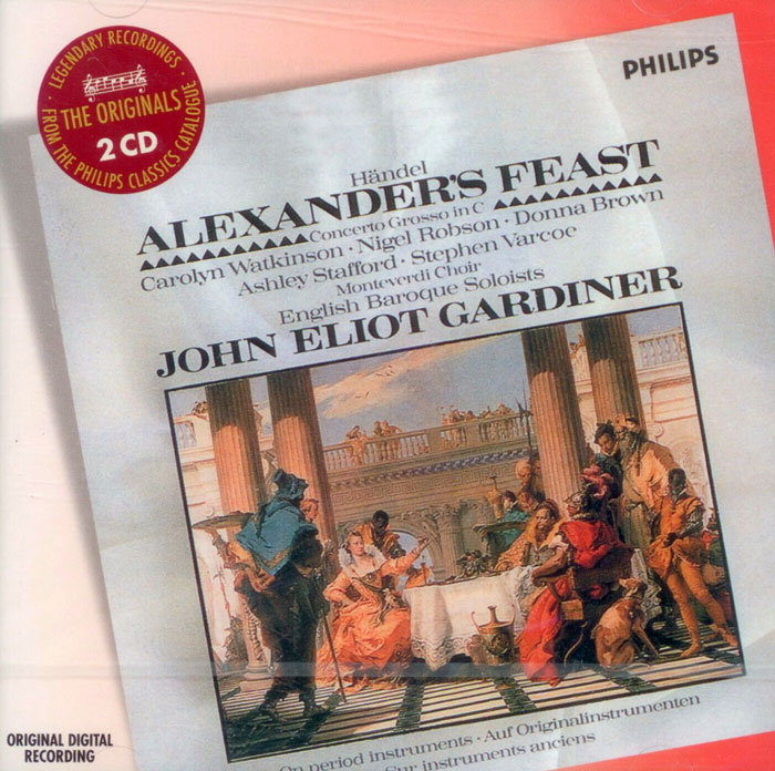 Concerto Grosso in C major - Aleksander's Feast image