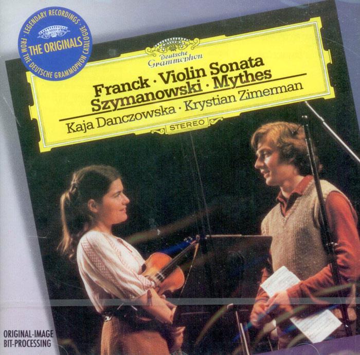 Violin Sonata / Mythes / Kurpish Song