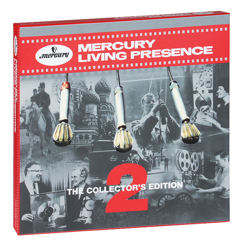 Mercury Living Presence. The Collector's Edition 2 (6 LP) image