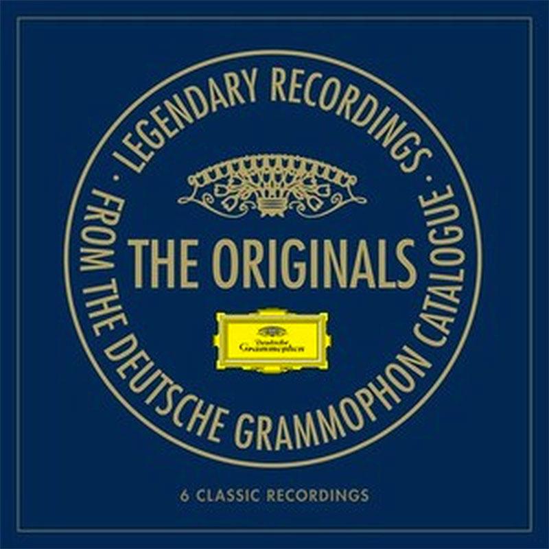 The Originals - Legendary Recordings