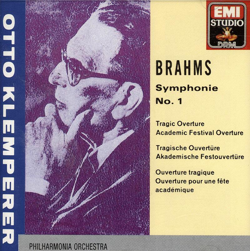 Symphonie Nr. 1 / Tragische Ouvertüre / Akademische Festouvertüre