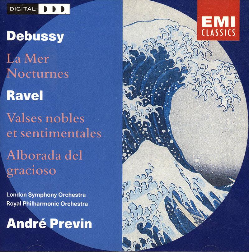 La Mer / Trois Nocturnes / Valses / Alborado