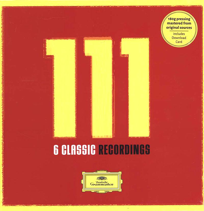 111 - 6 Classic Recordings