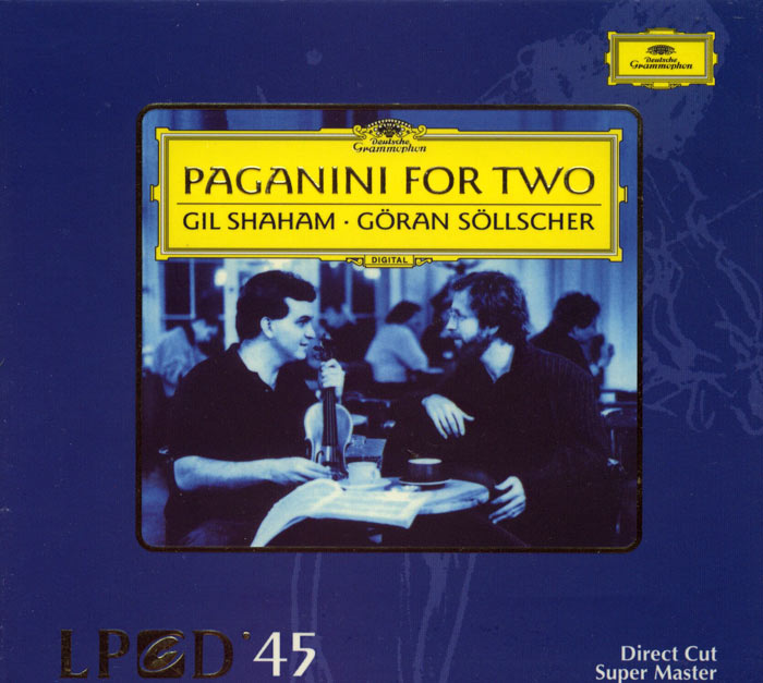 Paganini For Two image